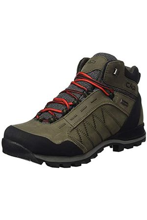 CMP – F.lli Campagnolo Herren Thiamat Mid Shoe Wp Trekking- & Wanderstiefel, (Wood P961)