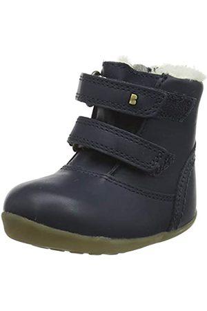 Bobux Unisex-Kinder Aspen Chelsea Boots, (Navy 1)