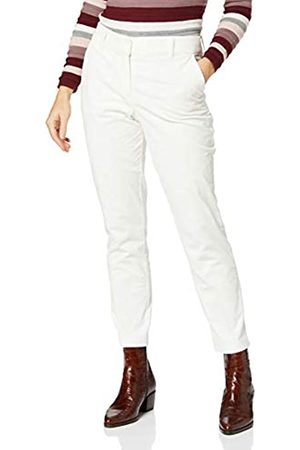 TOM TAILOR Damen Lea Slim Ankle Hose