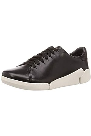 Damen Tri Abby Sneaker, (Black)