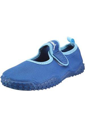 Playshoes Kinder Aquaschuhe, Badeschuhe klassisch mit UV-Schutz, 22/23