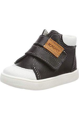 Kavat Unisex-Kinder Fiskeby Sneaker, (Black 911)