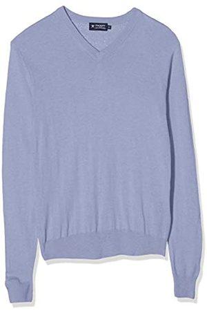 Hackett Hackett Herren Wool Silk Cash V Pullover