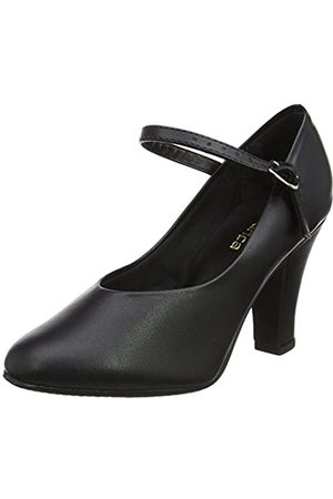 So Danca Damen Ch53 Tanzschuhe, (Black)