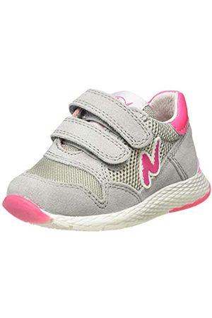Naturino Mädchen Sammy. Sneaker, Pink (Grigio-Fuxia Fluo' 1B43)