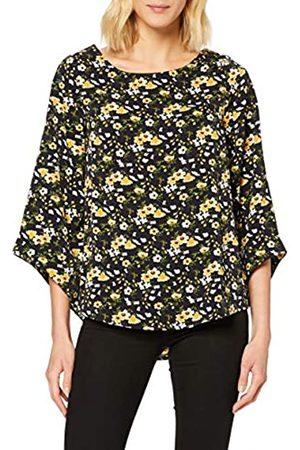 Mela Damen Ditsy Floral Long Sleeve Blouse Bluse
