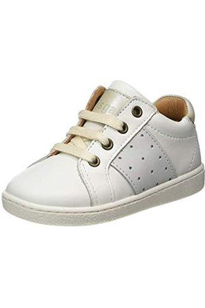 Bisgaard Unisex-Kinder Sami Sneaker, (White 1104)