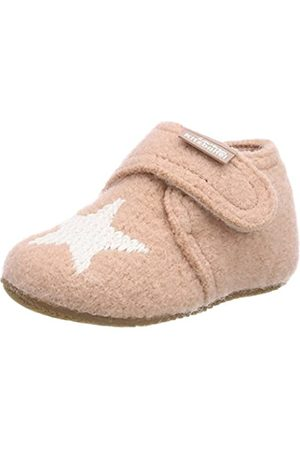 Living Kitzbühel Unisex Baby Babyklett. Mit Sternenstick Hausschuhe, Pink (Rose Cloud 331)
