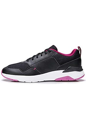 CARE OF by PUMA Satinierte Sneaker für Damen Black)
