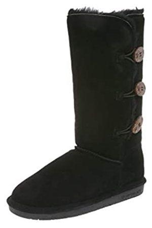 Bearpaw Damen Lauren Kurzschaft Stiefel, (Black II 011)