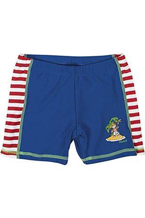Playshoes Jungen Badeshorts Badeshorty Pirateninsel, UV-Schutz nach Standard 801 und Oeko-Tex Standard 100