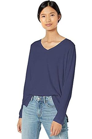 Goodthreads Washed Jersey Cotton Long-Sleeve V-Neck T-Shirt