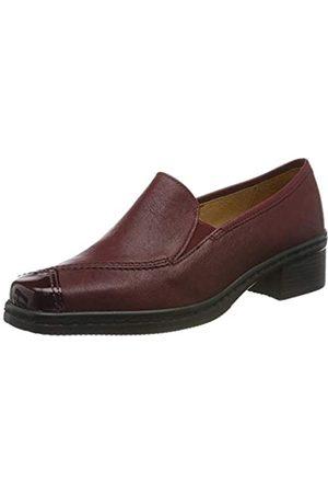 Gabor Shoes Damen Comfort Basic Derbys, (Dark-Red 28)
