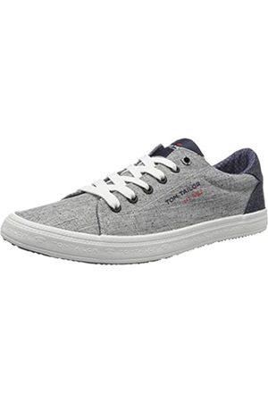 TOM TAILOR Herren 8081301 Sneaker, (Grey 00011)