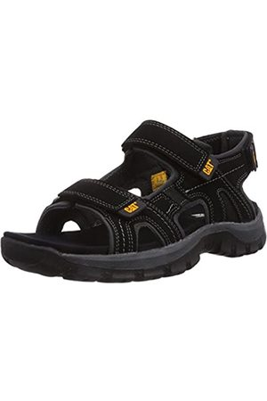 Cat Footwear Herren GILES Sandalen, (Mens Black)
