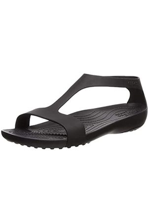 Crocs Damen Serena Women Sandalen, (Black 060)