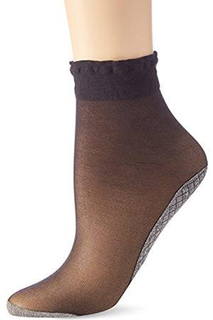 Nur Die Damen Söckchen Baumwollsohle Socken, 20 DEN