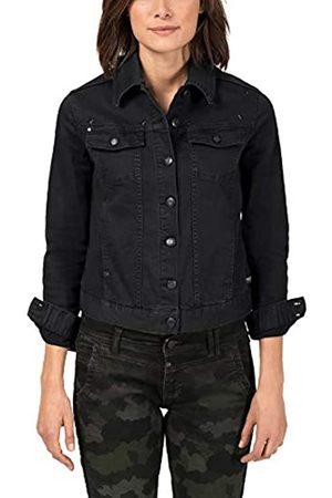 Timezone Damen Colored Denim Jacket Jeansjacke