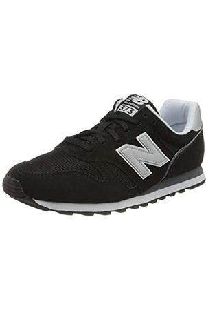 New Balance Herren ML373 Sneaker, (Black/White Ca2)