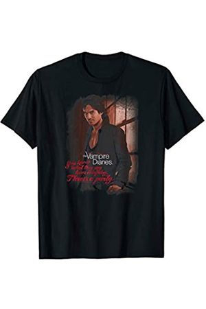 Warner Bros. Vampire Diaries Threes A Party T Shirt