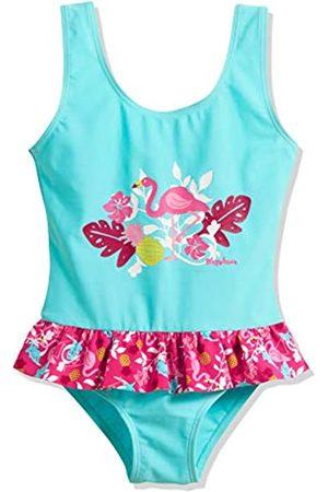 Playshoes Mädchen UV-Schutz Flamingo Badeanzug