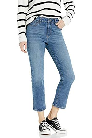 Goodthreads Mid-Rise Crop Straight jeans, Blue