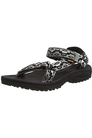 Teva Damen Winsted Womens Sandalen, Mehrfarbig (Monds Black Multi Mbcm)