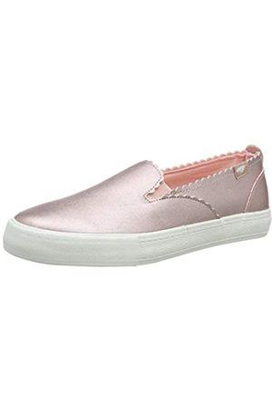 Rocket Dog Damen April Slip On Sneaker, Pink (Princeton Pu Rose H7r)