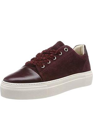 Marc O' Polo Damen Sneaker, (Bordo 275)