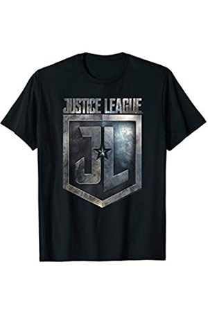 DC Justice League Movie Shield Logo T Shirt
