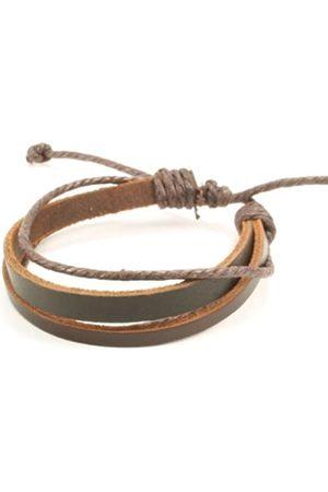 cored SurferarmbandLederarmband(Größenverstellbar)Q403