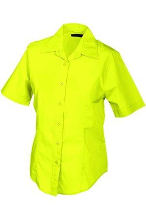 James & Nicholson Damen Ladies' Promotion Blouse Short-Sleeved Bluse