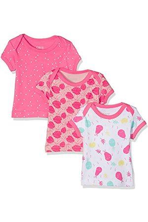 CARE LABEL Baby-Mädchen T-Shirt im 3er Pack
