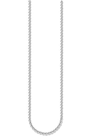 Thomas Sabo Damen-Ankerkette Sterling Silver Kette 925 53 cm - KE1107-001-12-L53