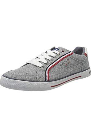 TOM TAILOR Herren 8080810 Sneaker, (Grey 00011)