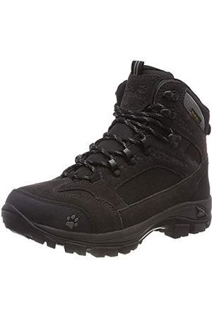 Jack Wolfskin Damen All Terrain 8 Texapore Mid W, Wanderschuhe Outdoor, (Shadow Black 6101)