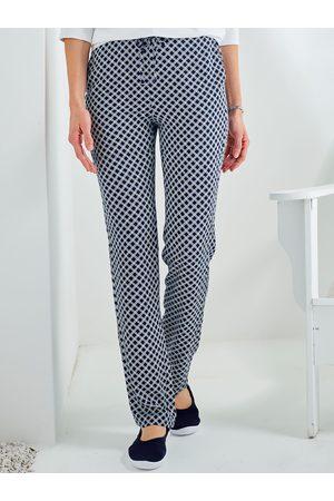 Avena Damen Klimasoft-Schlupfbundhose