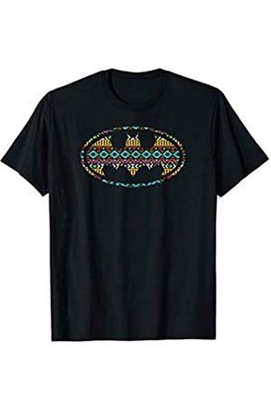 Batman Aztec Bat Logo T-Shirt