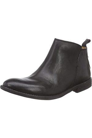 Hudson London Damen Revelin Kurzschaft Stiefel, (Black)