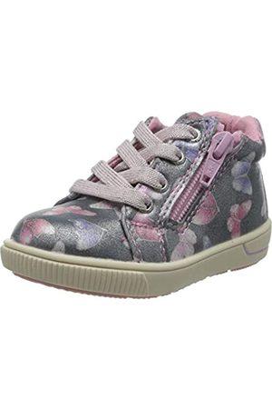 TOM TAILOR Mädchen 8072503 Hohe Sneaker, (Navy 00003)