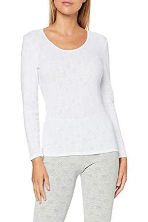 Damart Damen Tee Shirt Manches Longues Thermounterwäsche-Oberteile