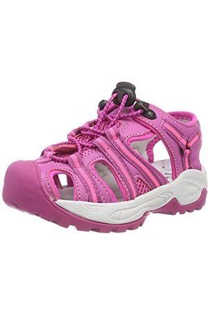 CMP Unisex-Erwachsene Aquarii Geschlossene Sandalen, Pink (Hot Pink B375)