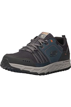 Skechers Herren Escape Plan 51591 Sneaker, (Navy/ )