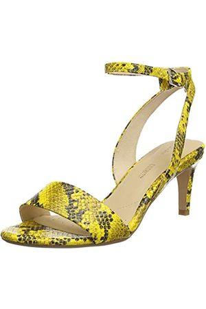 Clarks Damen Amali Jewel Riemchenpumps, (Yellow Snake Yellow Snake)