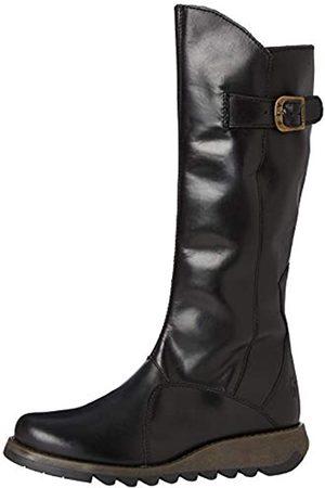 Fly London Damen Mol Chukka Boots, (Black 047)