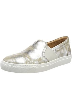 Ten Points Damen Victoria Sneaker, (Silver)