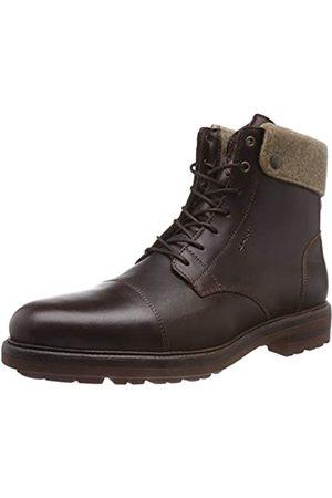 GANT Footwear Herren NOBEL Klassische Stiefel, (Dark Brown G46)