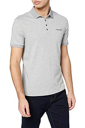 Armani Herren 4 Buttons Poloshirt