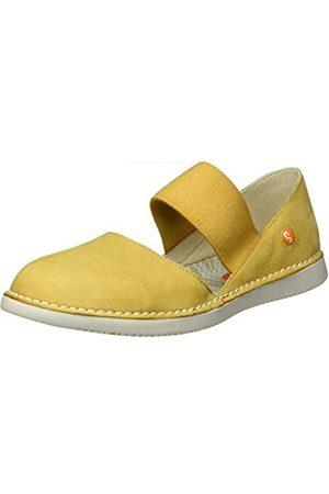 softinos Damen TEJA576SOF Espadrilles, (Yellow 005)