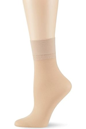 Kunert Damen Glanz Fein Socken, 163000 Satin Look 20, Gr. 35/38